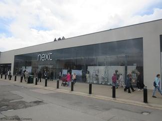 Coopers Square Shopping Centre, Burton Upon Trent Next
