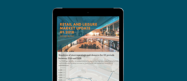Retail and Leisure Trends H1 2018