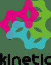 Kinetic Stacked Logo (dark)