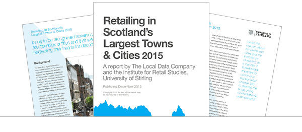 2015 Scottish Retail Report
