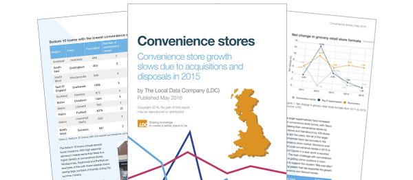 Convenience Stores Report (2011 – 2015)