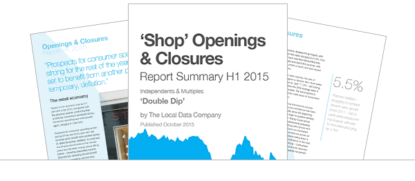 Openings and Closures Report Summary (H1 2015)