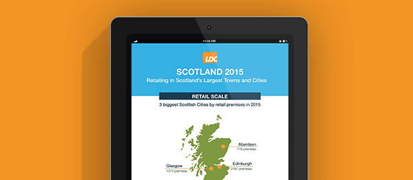 Retailing in Scotland's Largest Towns and Cities 2015