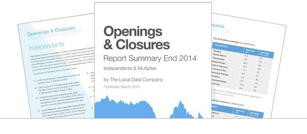 Openings and Closures Report Summary (H2 2014)
