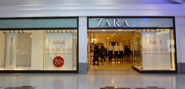 0a1fb98d Zara reported as the most valuable Spanish brand, Brighton will see ...