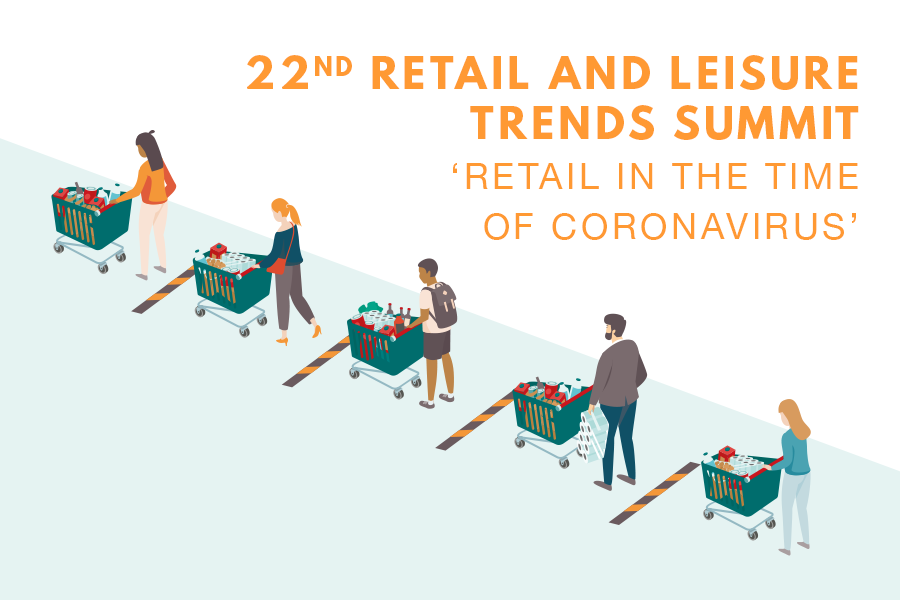 22nd retail and leisure summit landing page