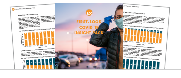 first look covid insight pack