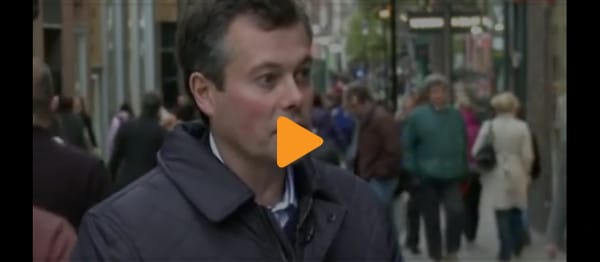 Bloomberg TV – Report on the UK High Street