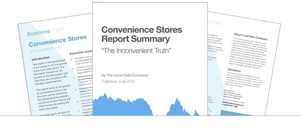Convenience Stores Report Summary