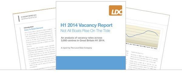 Vacancy Rate Report Summary (H1 2014)