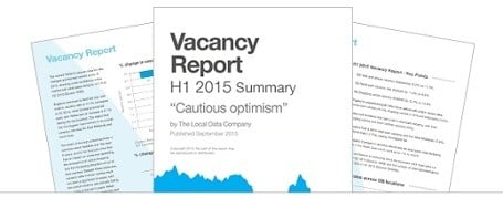 Vacancy Rate Report Summary (H1 2015)