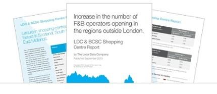 LDC and BCSC Shopping Centre Report