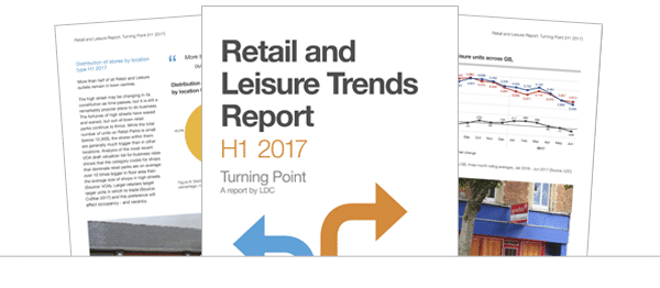 Retail and Leisure Trends Summary Report (H1 2017)