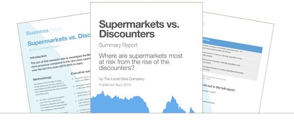 Supermarkets vs Discounters Report