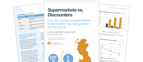 Supermarkets vs. Discounters Report (2011 – 2015)