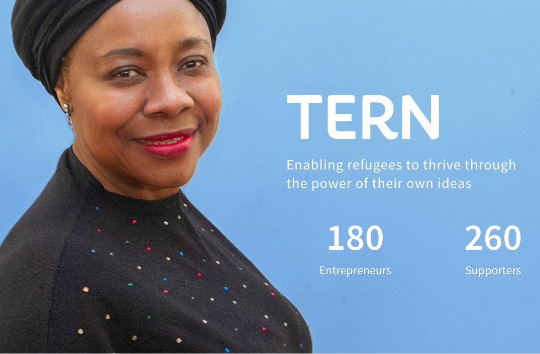 The Entrepreneurial Refugee Network